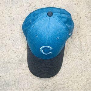 New Era MLB Cubs blue baseball cap size S-M